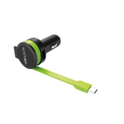 RealPower 257636 Oplader - Zwart, Groen