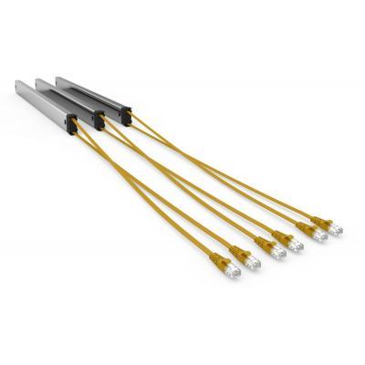PATCHBOX Plus+ STP Long Range - Zwart, Zilver, Geel