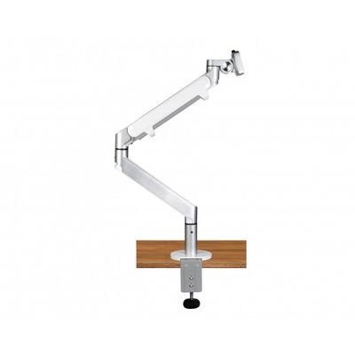Spire Arm II Monitorarm - Zilver, Wit