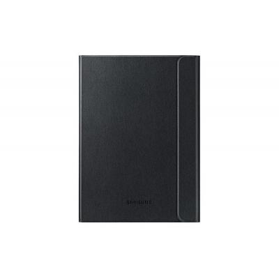 Samsung tablet case: Book Cover - Zwart, QWERTY