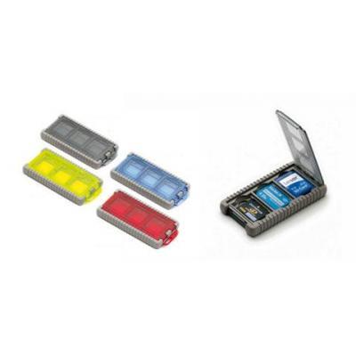 Gepe hoes: Card Safe Mini - Geel