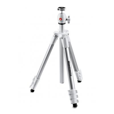 Manfrotto tripod: Compact Light White - Wit