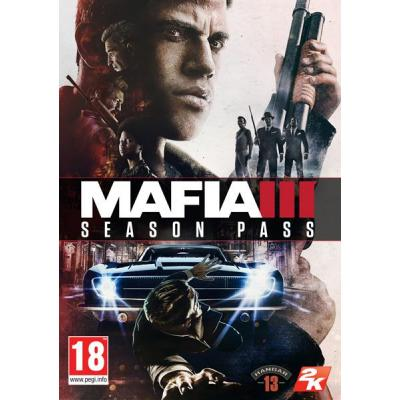 2k game: Mafia III Season Pass PC