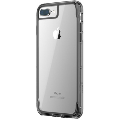 Griffin Survivor Clear for iPhone 6(s) Plus, iPhone 7 Plus and iPhone 8 Plus Mobile phone case - Zwart, .....