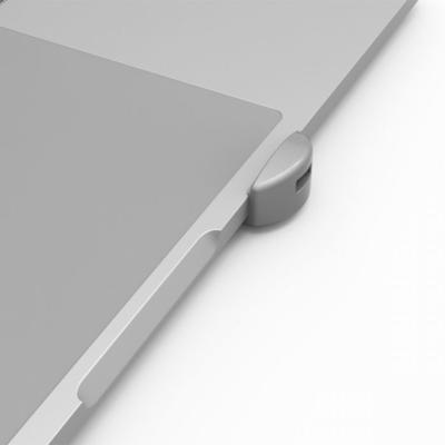Compulocks UNVMBPRLDG01 Kabelslot - Zwart, Roestvrijstaal