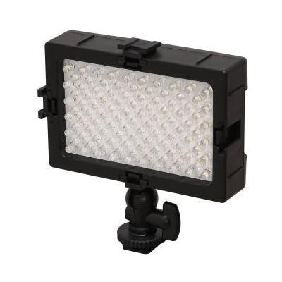 Reflecta led lamp: LED Videolight RPL 105 - Zwart