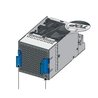 Hewlett Packard Enterprise 5930-4Slot B-F Fan Tray Cooling accessoire - Grijs