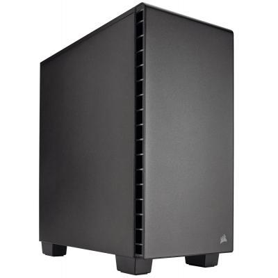 Corsair behuizing: Carbide 400Q - Zwart