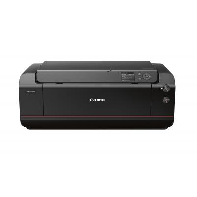Canon inkjet printer: imagePROGRAF PRO-1000 - Blauw, Cyaan, Grijs, Magenta, Mat Zwart, Foto zwart, Foto cyaan, Foto .....