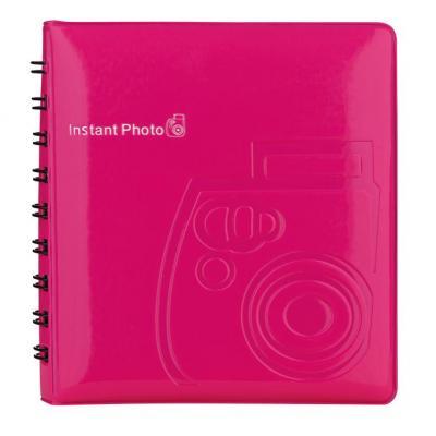 Fujifilm album: Instax Mini - Roze