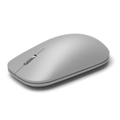 Microsoft computermuis: Surface - Grijs