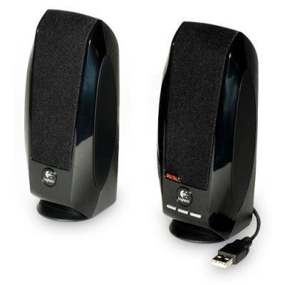 Logitech draagbare luidspreker: S150 - Zwart