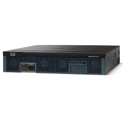 Cisco 2951 Router - Zwart