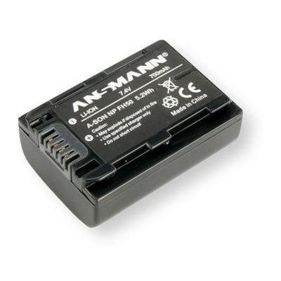 Ansmann A-Son NP FH50 - Zwart
