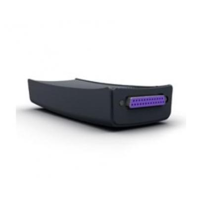 Igel digitale & analoge i/o module: Connectivity Bar, Parallel, USB Anti-Theft, f / UD5/UD6, Black - Zwart