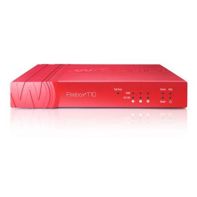 Watchguard firewall: Firebox T10 + 3Y Total Security Suite