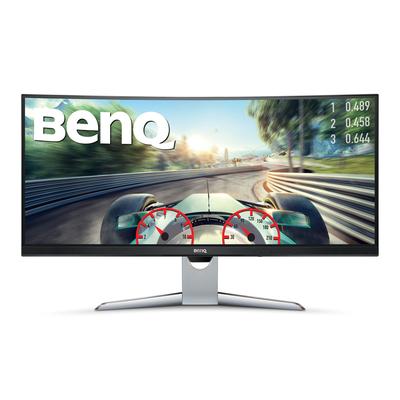 Benq EX3501R Monitor - Grijs