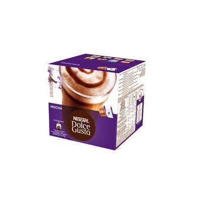 Nescafé koffie: Dolce Gusto Mocha