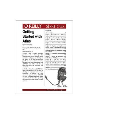 O'reilly boek: Media Getting Started with Atlas - eBook (PDF)