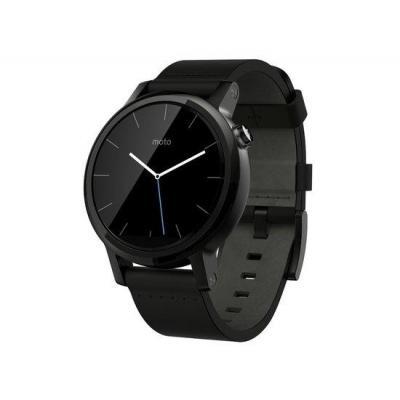 Motorola smartwatch: Moto 360 2Gen - Zwart