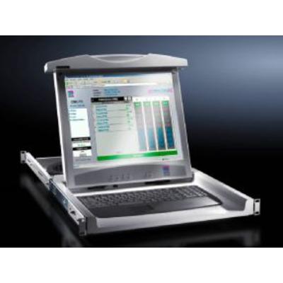 Rittal rack console: DK 9055.310 - Grijs