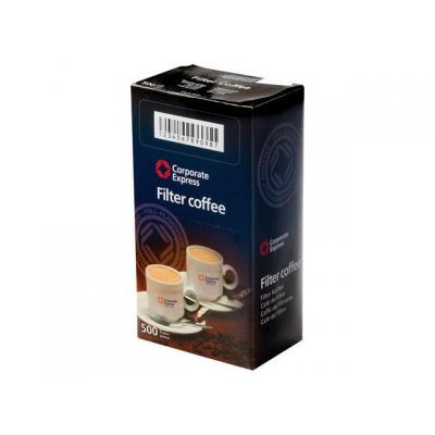 Staples drank: Koffie SPLS snelfiltermaling/pk 6x500 gr