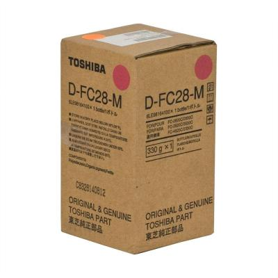 Toshiba D-FC28M Ontwikkelaar print - Magenta