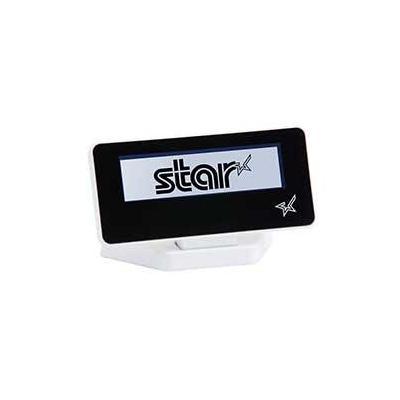 Star micronics paal display: SCD222U - Wit