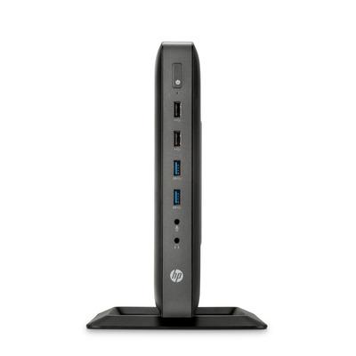 HP t620 Thin client - Zwart