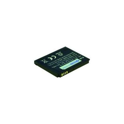 2-power batterij: Battery for - PDA, Li-Ion, Black - Zwart