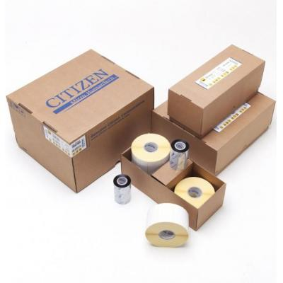 Citizen Box Pack 60x40 Etiket - Wit