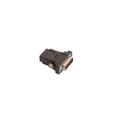 Datapath Adapter, DVI to HDMI Kabel adapter - Zwart