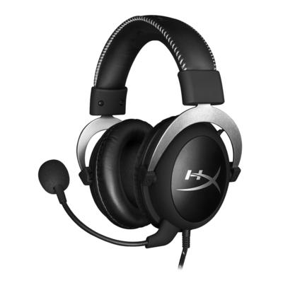 Hyperx headset: Cloud Pro - Zwart, Zilver