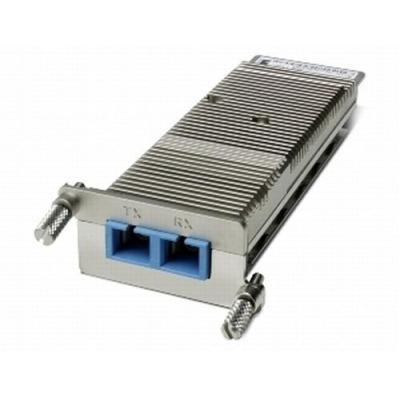 Cisco 10GBASE-ER XENPAK Module for SMF, RF media converter - Metallic
