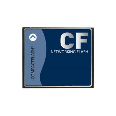 Cisco flashgeheugen: 128MB CF Card - Zwart (Open Box)