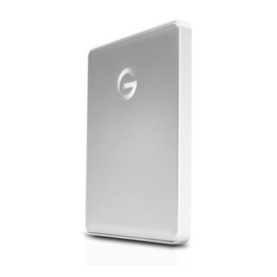 G-Technology G-DRIVE Mobile USB-C Externe harde schijf - Zilver
