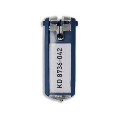 Durable sleutehanger: KEY CLIP - Blauw
