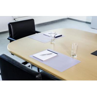 Durable bureaulegger: DURAGLAS - Transparant