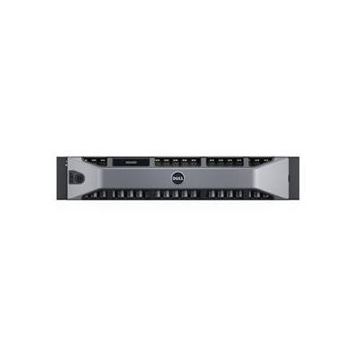 Dell Computerkast onderdeel: Storage bezel kit - 2U - for PowerVault MD1400 - Grijs
