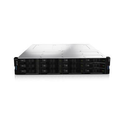 Lenovo Storage V3700 V2 XP SAN - Zwart, Zilver