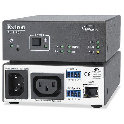 Extron IPL T PC1i Remote power controller