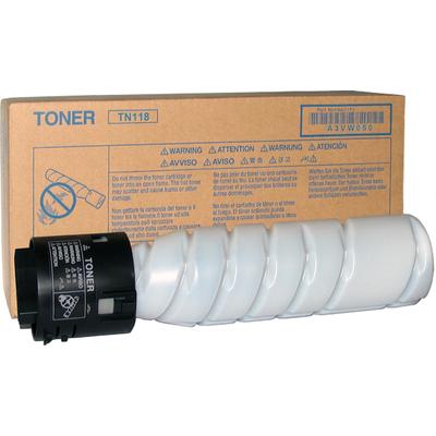 Konica Minolta TN-118 Toner - Zwart