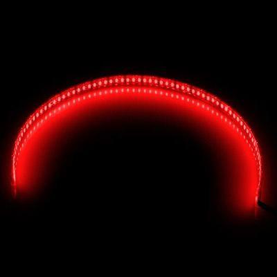 Phobya Computerkast onderdeel: LED-Flexlight HighDensity red 60cm - Rood
