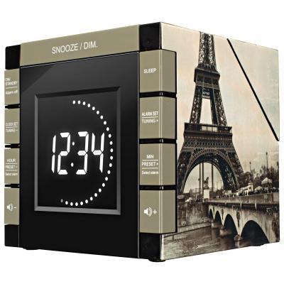Bigben interactive Speaker: Big Ben, Radio Clock Projection Paris