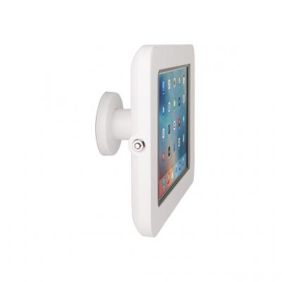 The Joy Factory Elevate II On-Wall Mount Kiosk for iPad Pro 9.7, Air 2 (White) - Wit