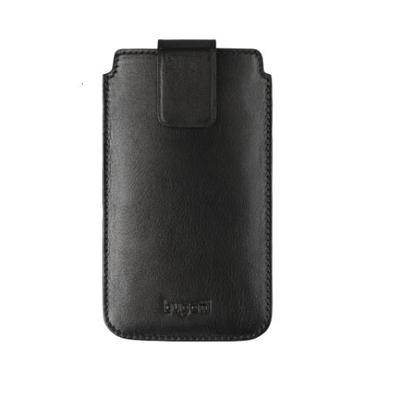 Bugatti cases Francoforte Mobile phone case - Zwart