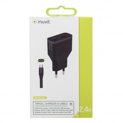 Muvit MUPAK0288 oplader