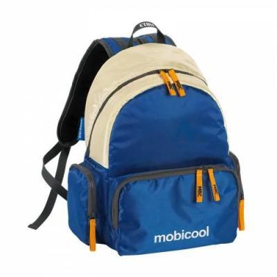 Mobicool koelbox: 13l, 18.0 x 25.0 x 39.0cm, 0.62kg - Beige, Zwart, Blauw