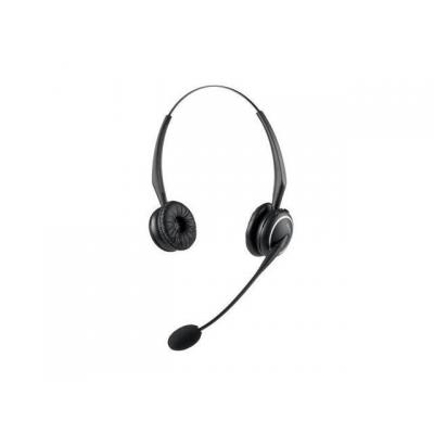 Jabra headset: GN9120 DUO - Zwart