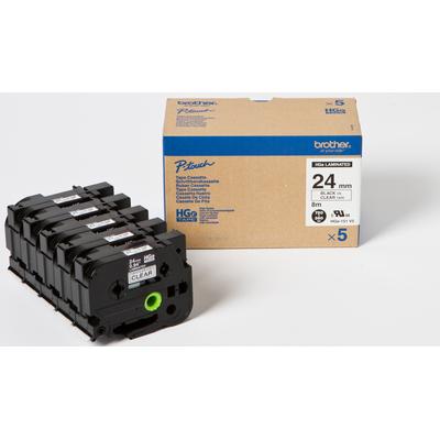Brother HGe-151V5 Printerlint - Zwart